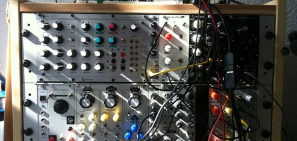 The eurorack modules you can hear in the demo video below