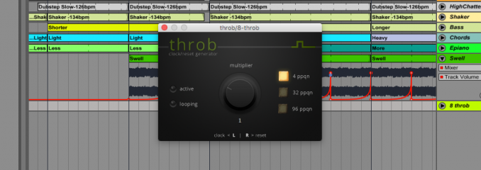 The VST version of the plugin in Ableton Live 9.7